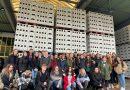 Exkursion der Bio-Leistungskurse 11 und 13 zur Bischoff-Brauerei in Winnweiler
