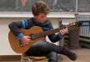 Maël Konstanzer erfolgreich bei Jugend musiziert