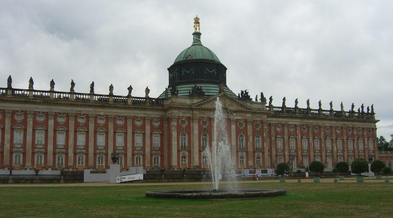 Der Park und die Schlösser von Potsdam